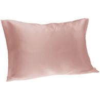 Spasilk Satin Pillowcase, Queen, Blush