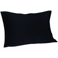 Spasilk Satin Pillowcase, Queen, Navy