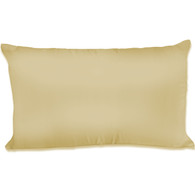 Spasilk Satin Pillowcase, King Size, Champagne