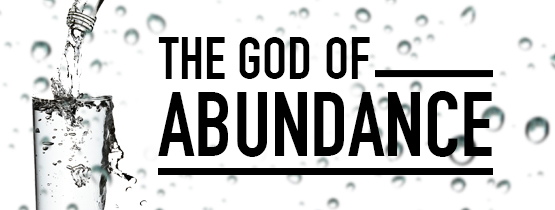 The God Of Abundance