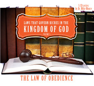 The Law of Obedience (Laws That Govern Riches )
