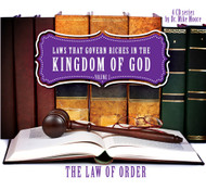 The Law of Order (Laws That Govern Riches)