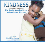 Kindness: The Key to Amazing Favor and Optimum Success