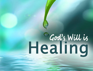 God's Will is Healing-MP3