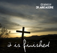 It is Finished - Faith in the Finished Works of Jesus-MP3