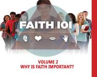 Faith 101 Volume 2-MP3