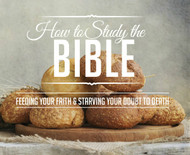 How to Study the Bible - Feeding Your Faith-MP3