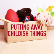 Putting Away Childish Things-MP3