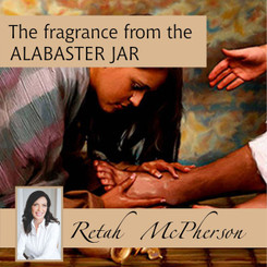 The fragrance from the Alabaster Jar