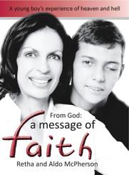 A Message of Faith book