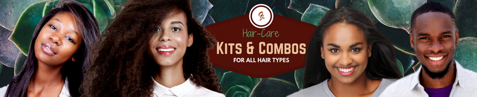 hair care kits and combos