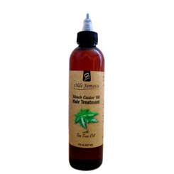 Olde Jamaica Black Castor Oil Treatment  - 8 fl oz