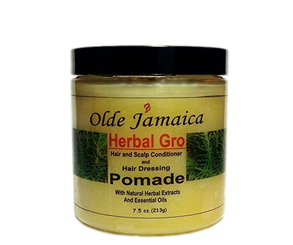 Olde Jamaica Herbal Gro Pomade - 7.5 oz