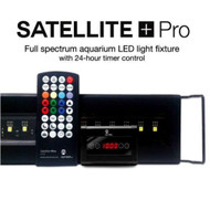 "Satellite Plus PRO 24""-36"" LED Freshwater Aquarium Light - Current USA"