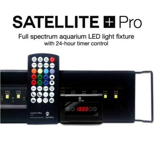 satellite plus pro 48 60 led freshwater aquarium light current