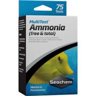 MultiTest Ammonia - Seachem