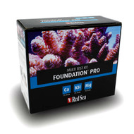 Reef Foundation Pro Multi Test Kit (Ca,Alk,Mg) Calcium, Magnesium & Alkalinity - Red Sea