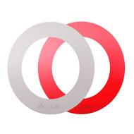Cubic Orbit 20 Colored (Red) Ring Set Jellyfish - Cubic Aquarium Systems