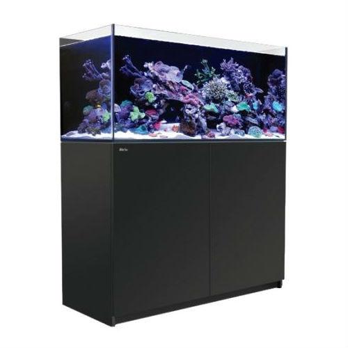 reefer 425 xl 112 gallon black all in one aquarium red. Black Bedroom Furniture Sets. Home Design Ideas