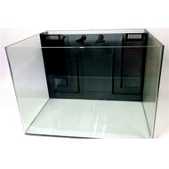 45 Gallon Rimless Cube Aquarium (TANK ONLY) - JBJ