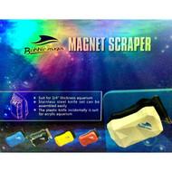Magnet Scraper (Large Blue) - Bubble Magus