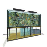 568 Gallon Aquarium  Stand - Reef - Filtration
