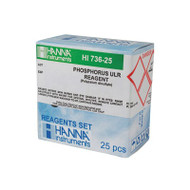 HI736-25 Phosphorus Ultra Low Range Marine Reagent (25 Tests) - Hanna Instruments