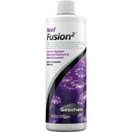 "Reef Fusion ""2"" Two Part Calcium/Buffer System (500 mL) - Seachem"