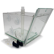 "Glass Door Fish Trap (11"" x 7"" x 7"") - Aqua Media"