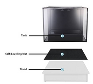 "Leveling Rubber Mat DIY Kit 48"" x 24"" - Innovative Marine"