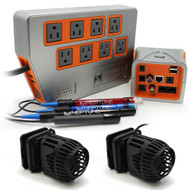"Apex ""WIFI"" Controller System w/Two WAV Pumps - Neptune Systems"