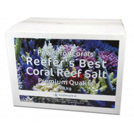 Reefer's Best Premium Coral Reef Salt (20kg - 130 Gallon Box) - Korallen-Zucht