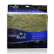 """Nitrate Reducer Filter Pad 18"""" x 10"""" - Deep Blue"""