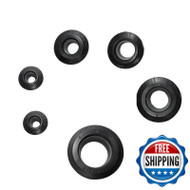 "Uniseal (2"" inch Pipe) Pipe Grommets Pipe To Tank Seals - Uniseal"