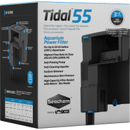 Tidal 55 HOB Power Filter (Up to 55 Gal) - Seachem