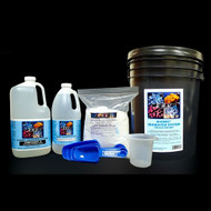 B-Ionic Custom Seawater System 100 Gallons Salt Mix with Measuring Supplies - ESV