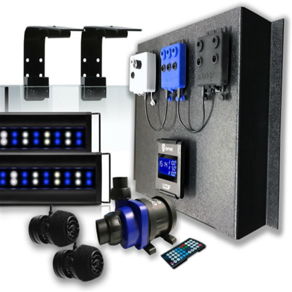 72 ic loop pro dual led marine complete system current usa