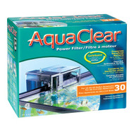 Hagen Aquaclear Hang On Power Filter 30 (up to 30 Gal) - Fluval