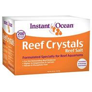Reef Crystals Reef Salt Box (Makes 200 Gallons) - Instant Ocean