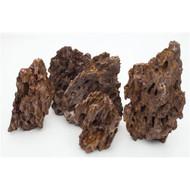 Caribsea Ohko Dragon Stone Freshwater Rock (25 lb) Box - Caribsea