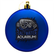 SaltwaterAquarium.com Christmas Tree Ornament Shatterproof (FREE Over $100)