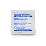 PINPOINT pH 10.0 Calibration Fluid (5 Pack)