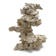 40 lb STAX Porous Oolitic Limestone Dry Rock - Two Little Fishies
