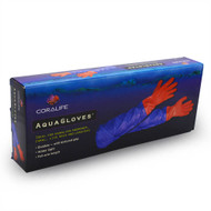 Heavy Duty Aquarium Gloves 28-Inch (1 Pair) PVC  - Coralife