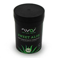 Sweet Aloe Fish Food (70 gm - 2.5 oz) - NYOS