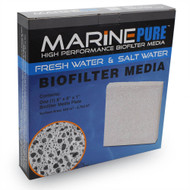 MarinePure Biofilter Plate (8 x 8 x 1) - Cermedia