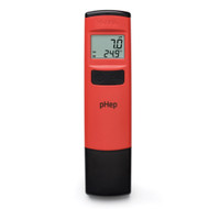 Waterproof Pocket pH Tester with 0.1 Resolution - pHep® (HI98107) - Hanna Instruments