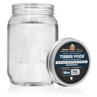 Pods Tisbee 3000+ (16 oz) Live Copepods (Tisbe Biminiensis) - Algae Barn