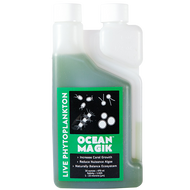 OceanMagik (8 oz) Live Phytoplankton 4 Species Blend - Algae Barn