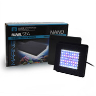 "Sea Marine Nano (5"" x 5"") Bluetooth LED (20 watt) - Fluval"